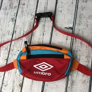Umbro Soccer Waist belt fanny pack purse Bag